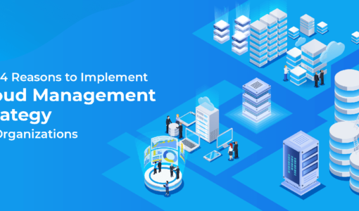 4 Reasons to Implement Cloud Management Strategy for Organizations